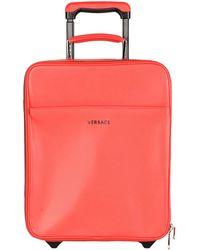Versace - Wheeled Luggage - Lyst