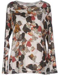 Roberta Scarpa - T-shirts - Lyst