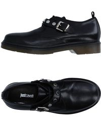 Just Cavalli - Lace-up Shoe - Lyst