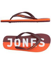 Jack & Jones | Toe Strap Sandal | Lyst