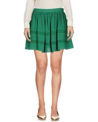 Armani Jeans - Mini Skirts - Lyst