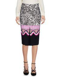 Etro - Knee Length Skirt - Lyst
