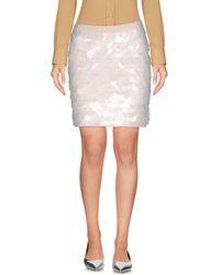 Beayukmui - Mini Skirt - Lyst