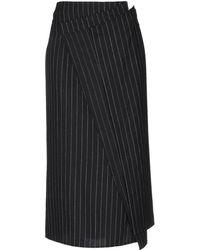Crea Concept - 3/4 Length Skirt - Lyst