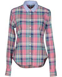 Aigle - Shirt - Lyst
