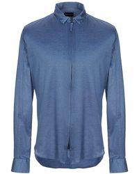 Giorgio Armani - Shirt - Lyst