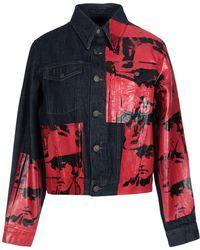 Andy Warhol - Denim Outerwear - Lyst
