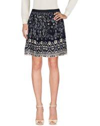 Sea - Knee Length Skirt - Lyst