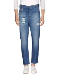 26.7 Twentysixseven - Denim Pants - Lyst