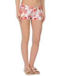 Miss Naory - Beach Shorts And Trousers - Lyst