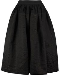 Vivienne Westwood Anglomania - 3/4 Length Skirt - Lyst
