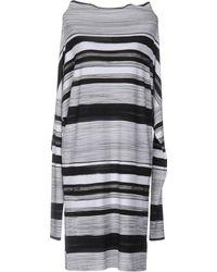 Kamalikulture - Short Dress - Lyst