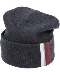 Brunello Cucinelli Hat - Gray