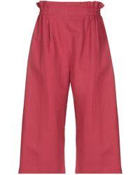 Suncoo - 3/4-length Trousers - Lyst