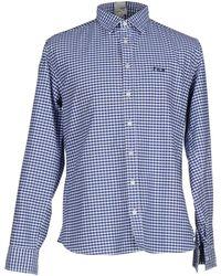 Franklin & Marshall - Shirts - Lyst