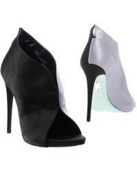 Alexis Mabille - Shoe Boots - Lyst