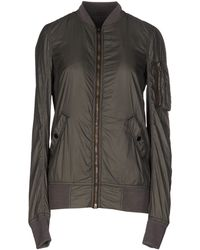 DRKSHDW by Rick Owens - Shell Bomber Jacket - Lyst