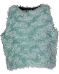 Virginia Bizzi Collection Privee - Faux Fur - Lyst