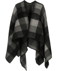 Officina 36 - Capes & Ponchos - Lyst
