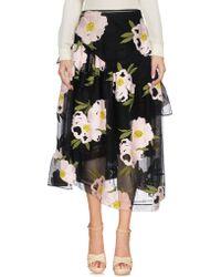 Simone Rocha - 3/4 Length Skirt - Lyst