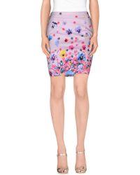 Ean 13   Mini Skirt   Lyst