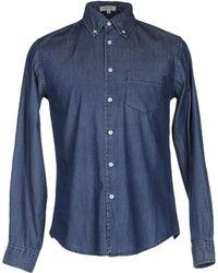 Geox | Denim Shirt | Lyst