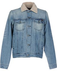 Billabong - Denim Outerwear - Lyst