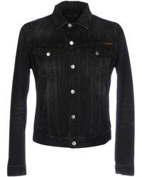 Nudie Jeans - Denim Outerwear - Lyst