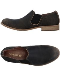Officina 36 - Loafers - Lyst