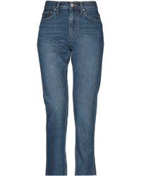 Carhartt - Denim Trousers - Lyst