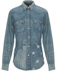 6bbfefe4e2 Denim   Supply Ralph Lauren - Denim Shirt - Lyst