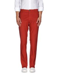 Red 5 - Casual Pants - Lyst