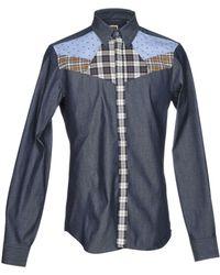 I'm Isola Marras - Denim Shirt - Lyst