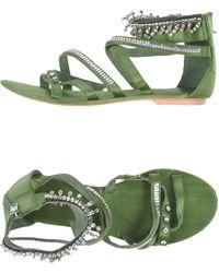 Met - Sandals - Lyst