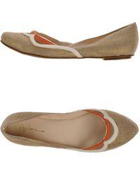 Guilhermina - Ballet Flats - Lyst