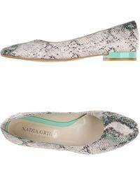 Nadia Grilli - Ballet Flats - Lyst