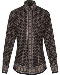 Dolce & Gabbana - Hemd - Lyst