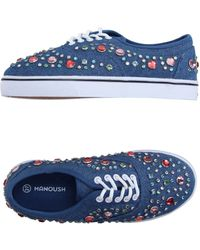 Manoush | Low-tops & Sneakers | Lyst