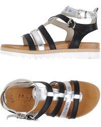 Scoop - Sandals - Lyst