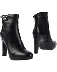 Silvia Rossi - Ankle Boots - Lyst