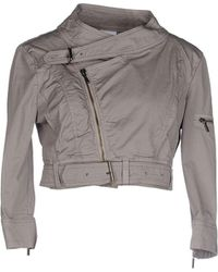 Pf Paola Frani - Jacket - Lyst