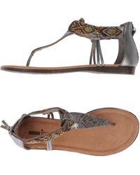 Minnetonka - Toe Strap Sandal - Lyst