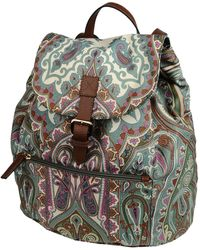 Etro - Rucksacks & Bumbags - Lyst