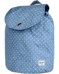 Herschel Supply Co. - Reid Mini Polka Dot Backpack - Lyst