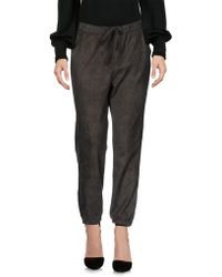 Black Orchid - Casual Trouser - Lyst