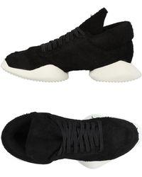 Rick Owens - Low Sneakers & Tennisschuhe - Lyst