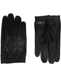 Dondup Gloves - Black