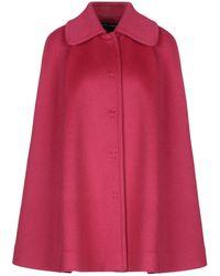 Dolce & Gabbana Cape - Pink