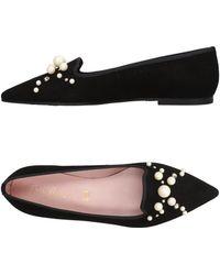 PRETTY BALLERINAS Ballerinas Blei Leder Damen Schuhe
