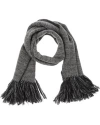 CoSTUME NATIONAL - Oblong Scarf - Lyst